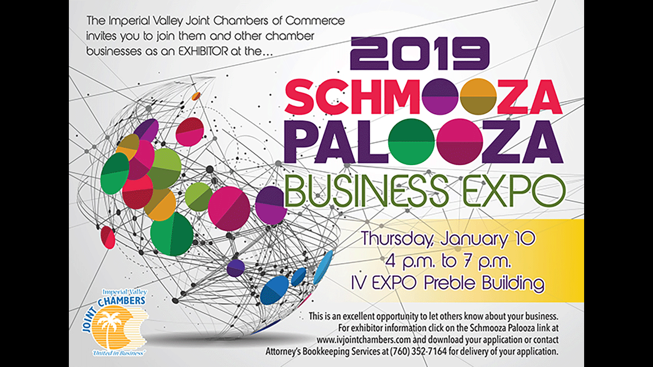 2019 Business Expo Flyer