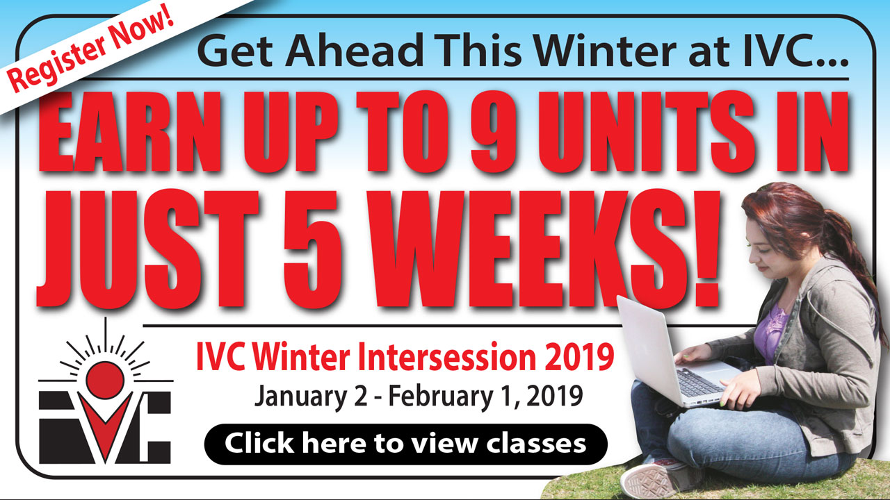 Earn Up to 9 Units in Just 5 Weeks