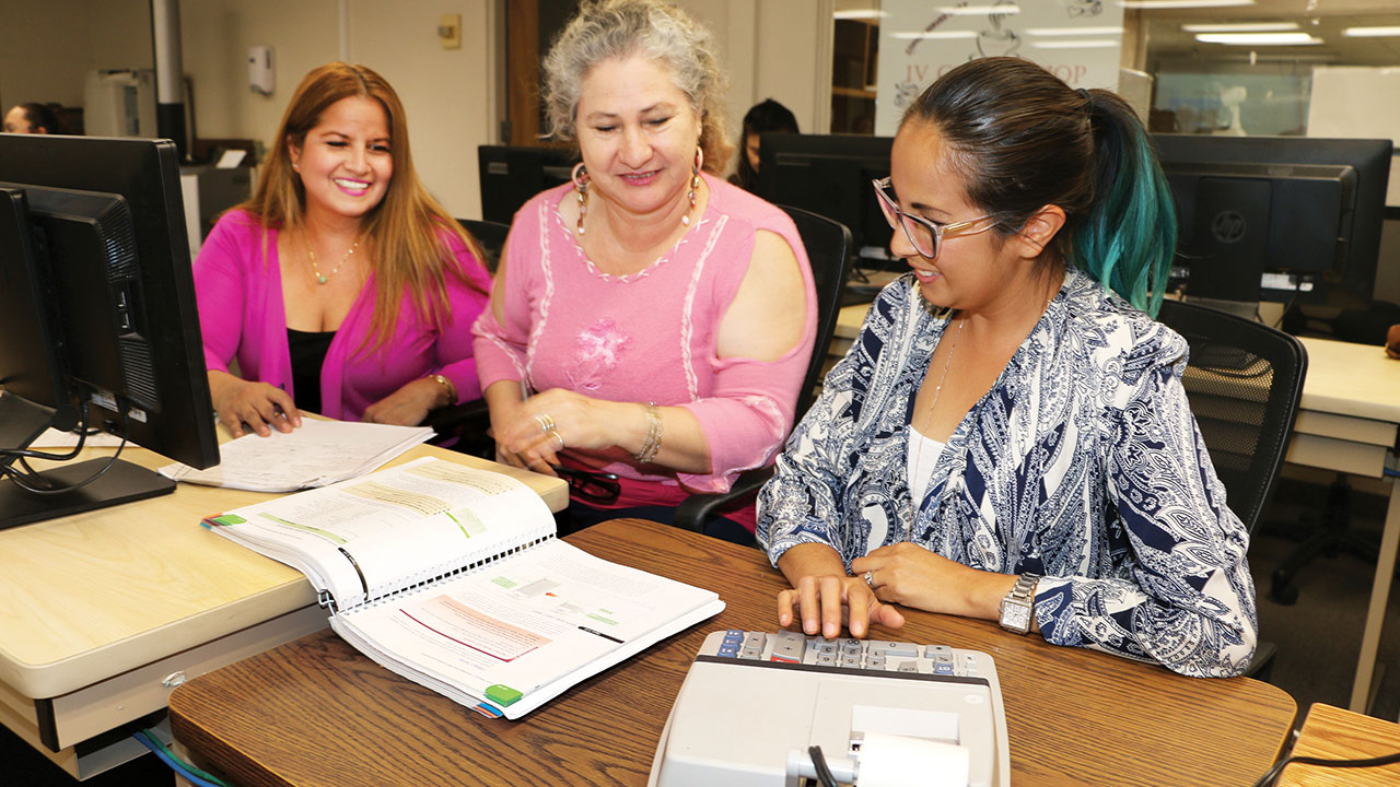 Business Accounting Technician Program