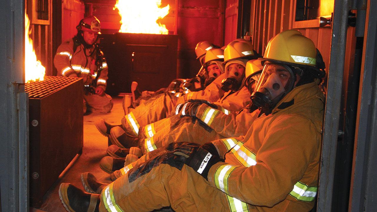 Firefighter I Program