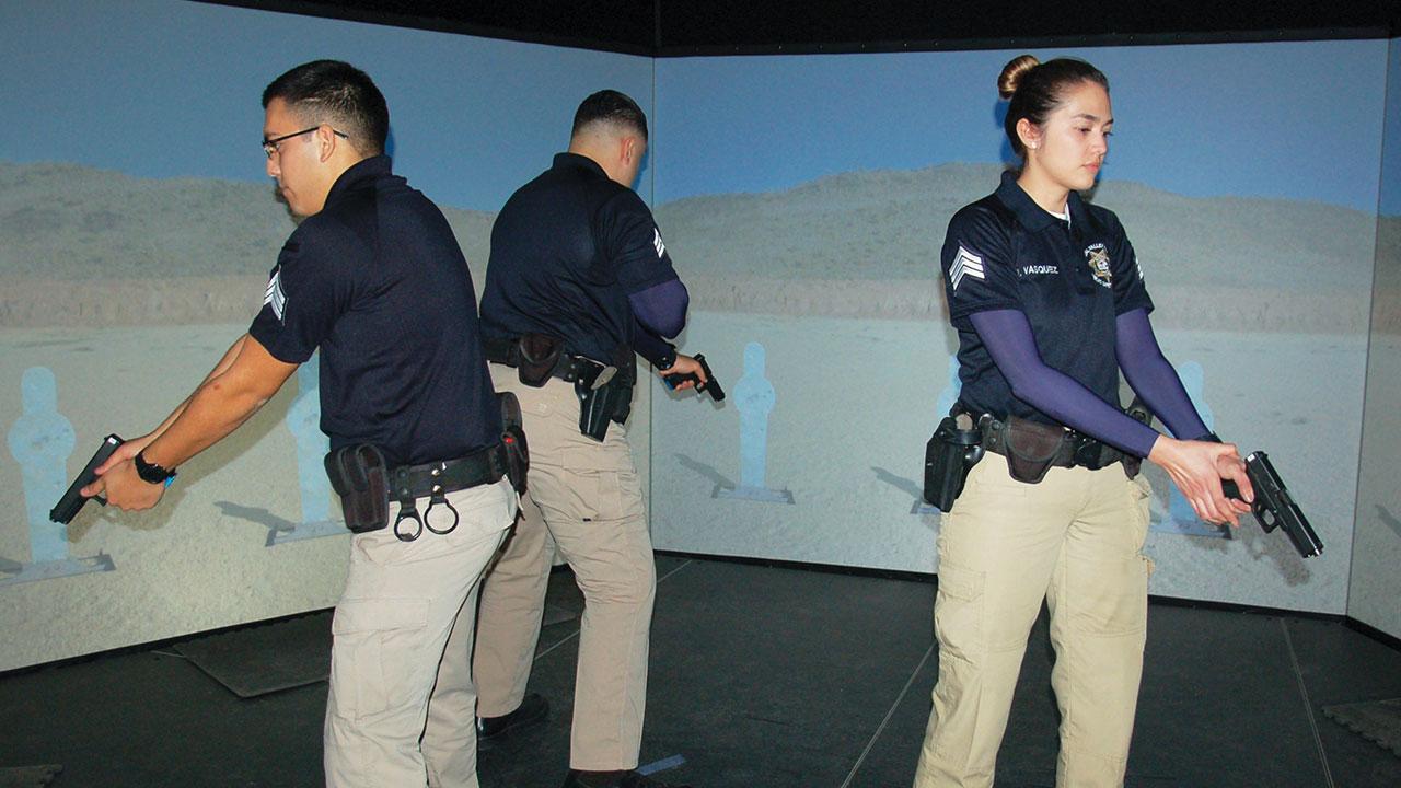 Administration of Justice Law Enforcement Program
