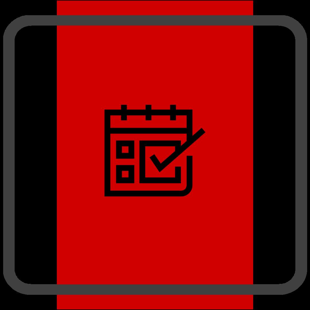 ESL Icon View Schedule