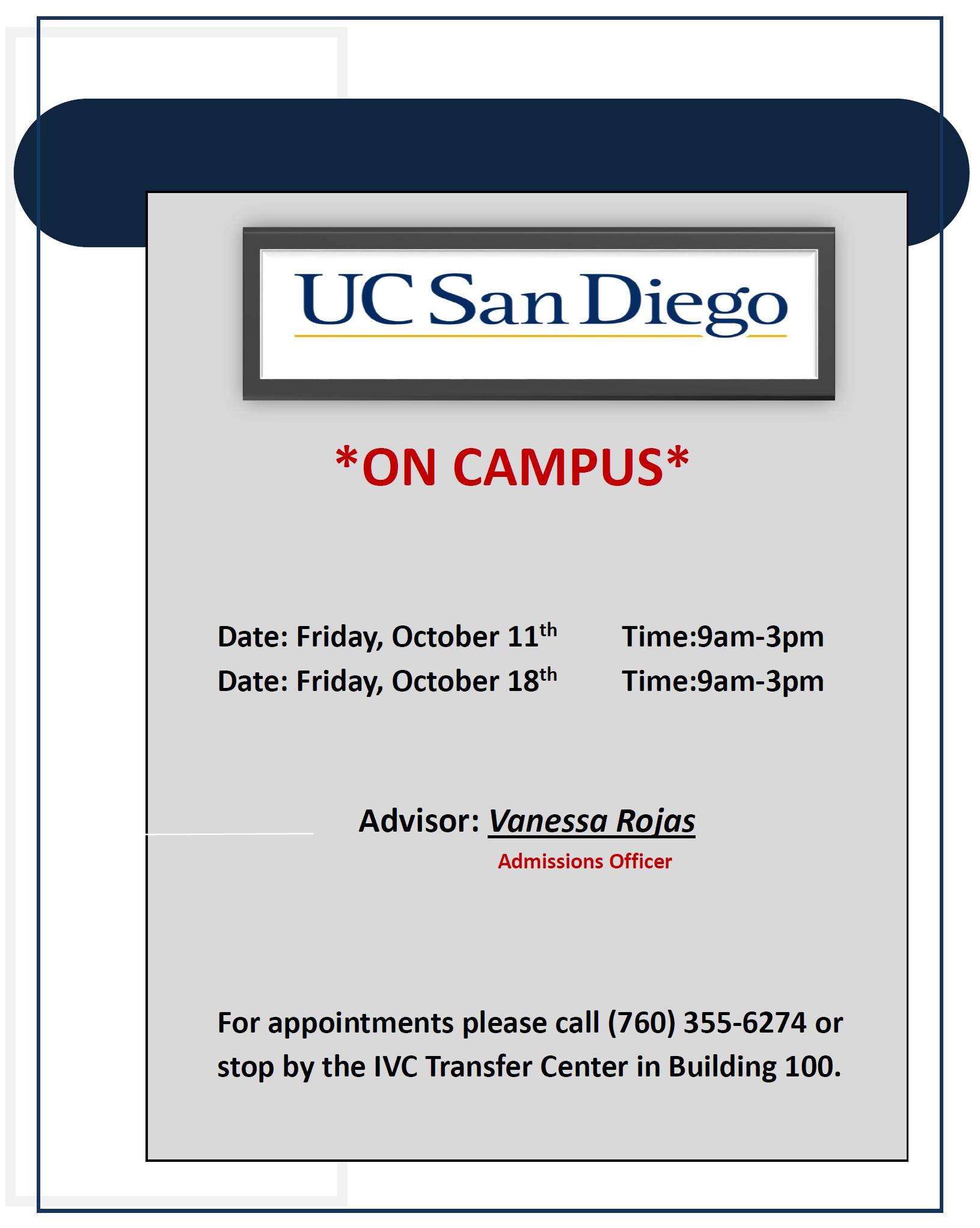 UCSD Flyer