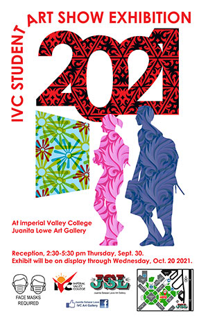 ivc student art show 2021