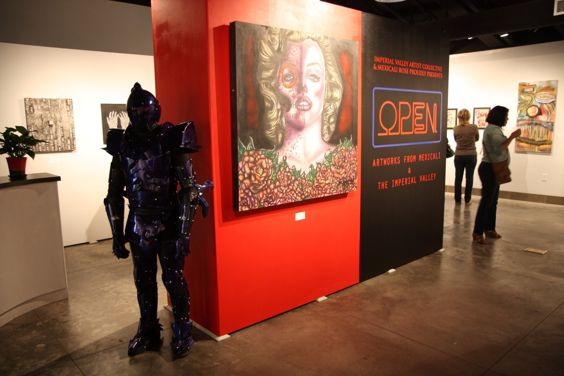 Art Gallery About Imperial Valley College