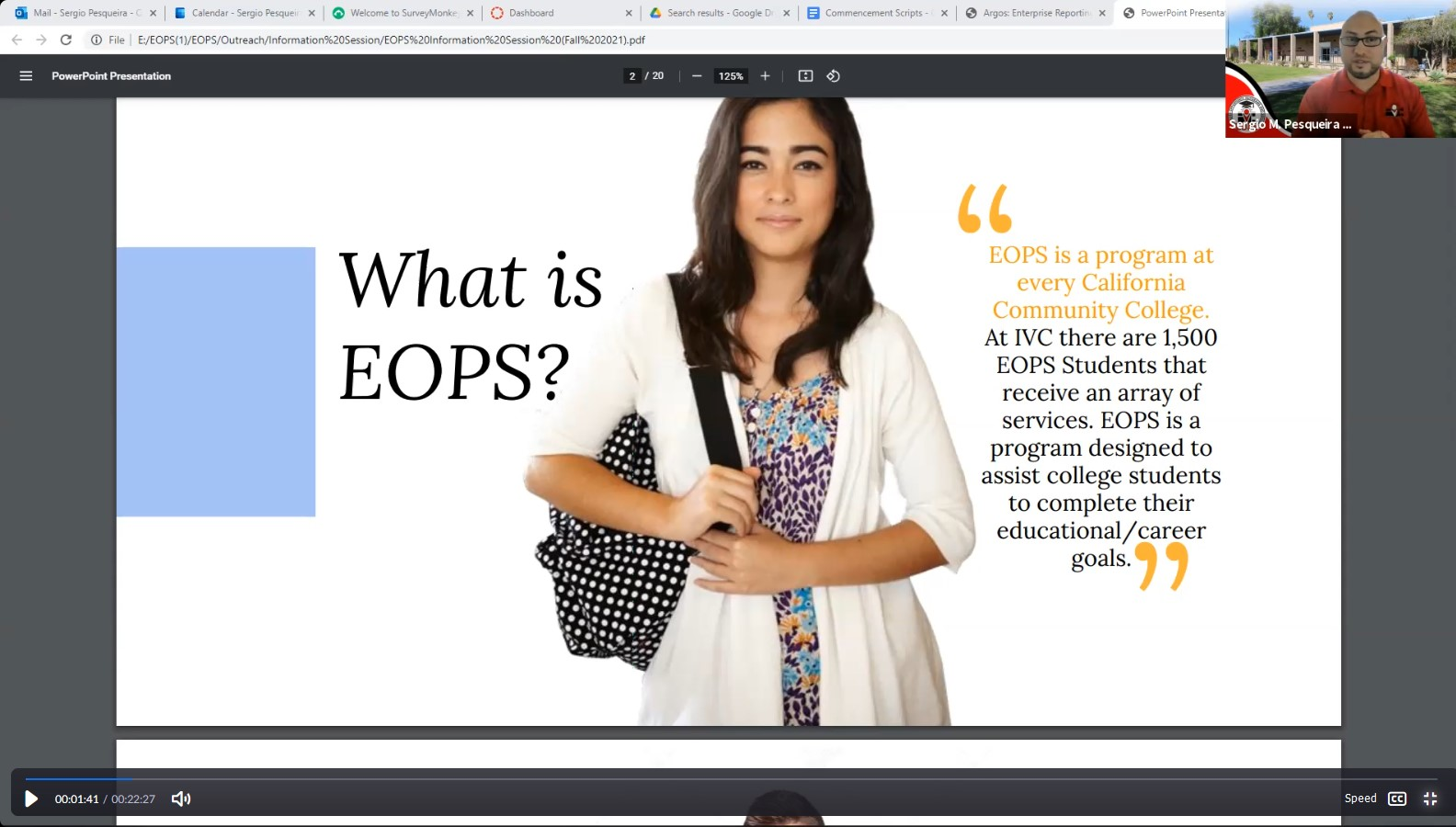 eops video intro