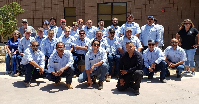 Maintenance Group 2019