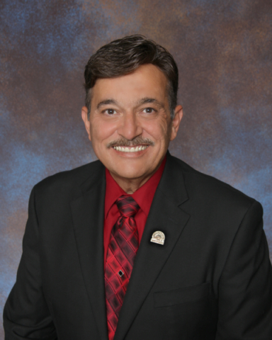 Victor Jaime - Interim Superintendent and President
