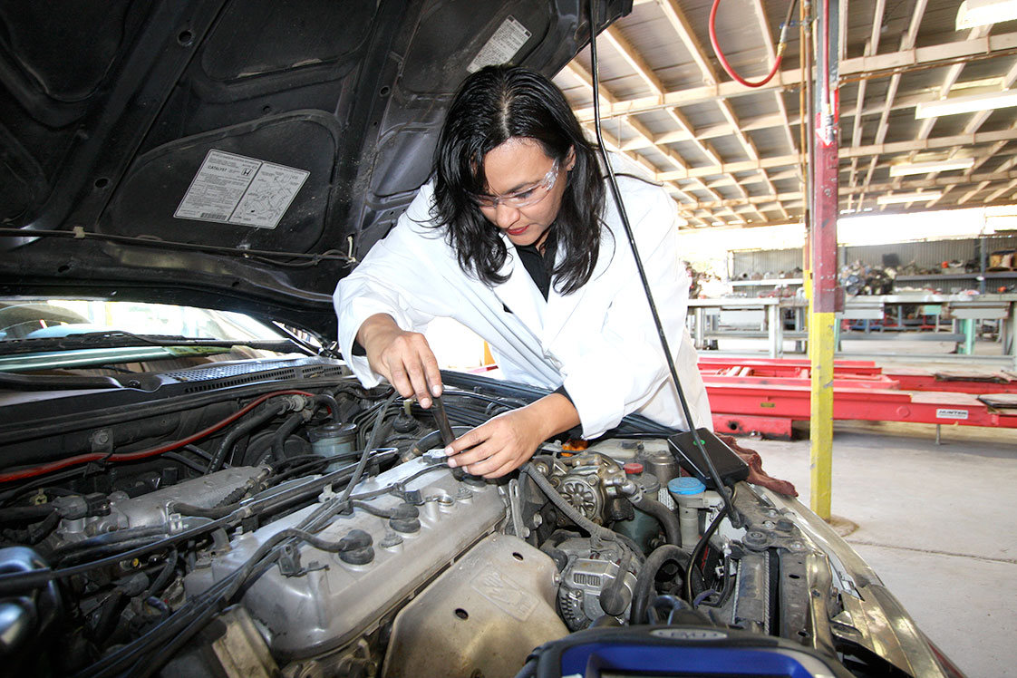 Automotive Technology - Industrial Technology Department - Economic ...