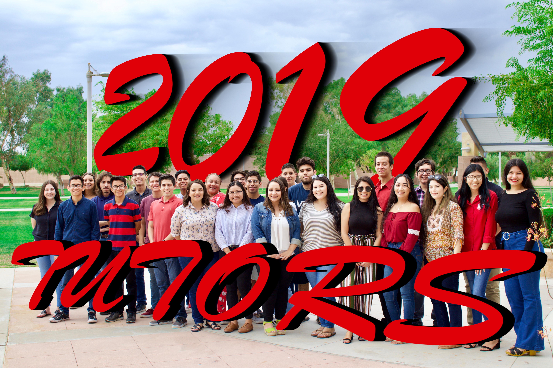 2019 Tutors