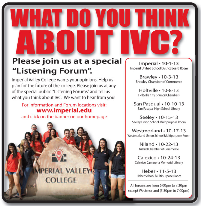 IVC Visioning Flyer