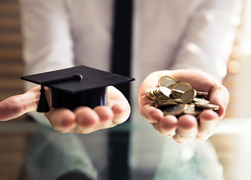 your financial aid payment