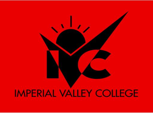 Ivc logo vertical red bg 1 color black