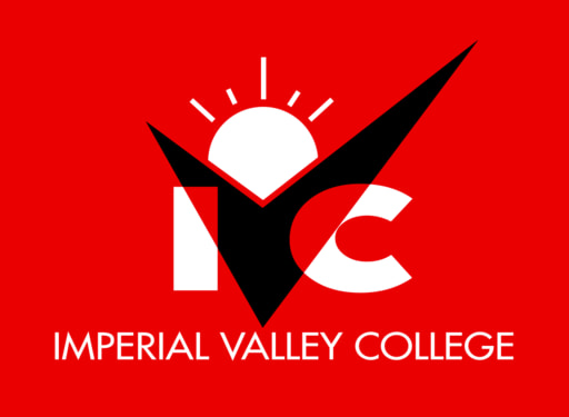 Ivc logo vertical red bg 2 colors