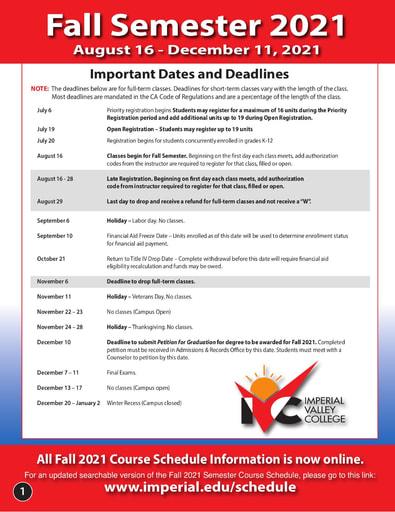 2021-08-16 IVC Fall Schedule