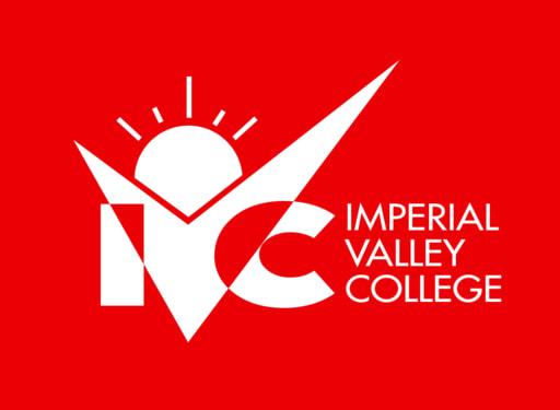Ivc logo horizontal red bg 1 color white