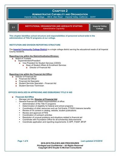 18 19 PP C2 Administrative Capability