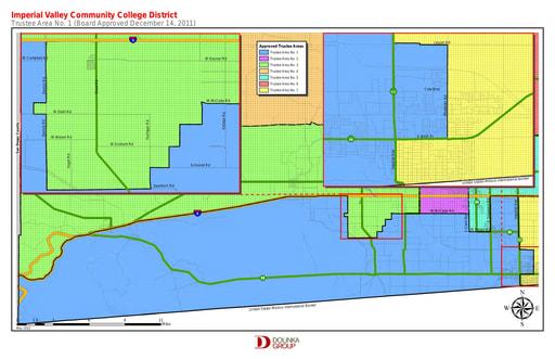 ICCD Map Area 1