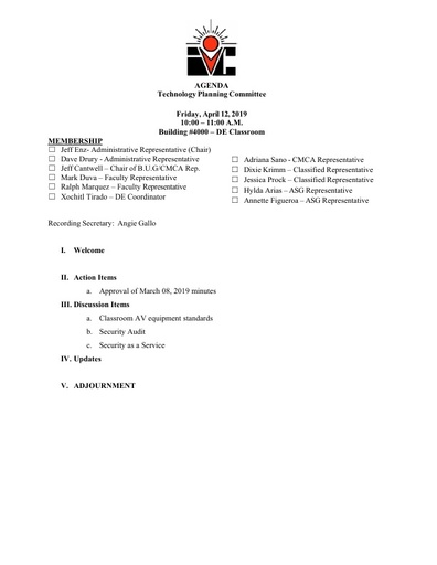 04 12 19 TPC Agenda