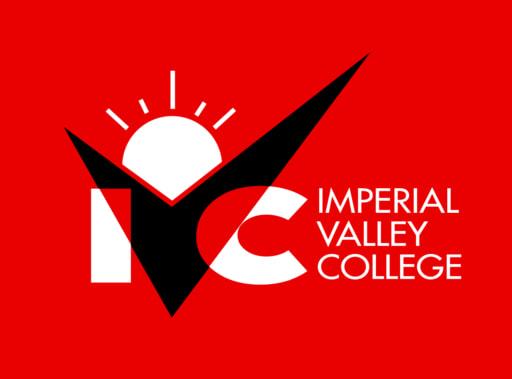Ivc logo horizontal red bg 2 colors black and white