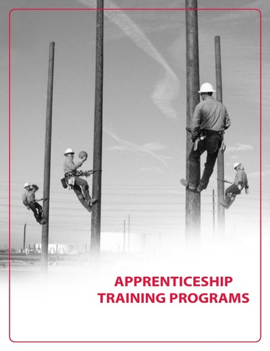 2018-2019 Catalog - Part 07 - Apprenticeship Programs