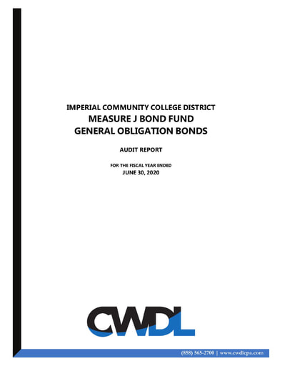 2020-06-30 Measure J Bond Audit