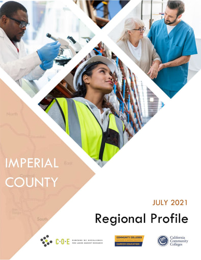 Imperial County Regional Profile July 2021