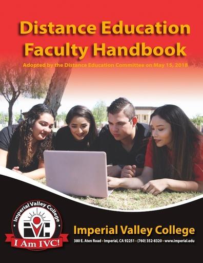 DE Faculty Handbook Final