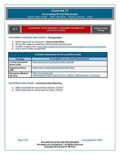 19 20 PP C17  State Programs