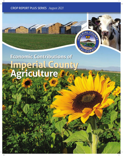 2021 Imperial County Crop Report Plus August 2021