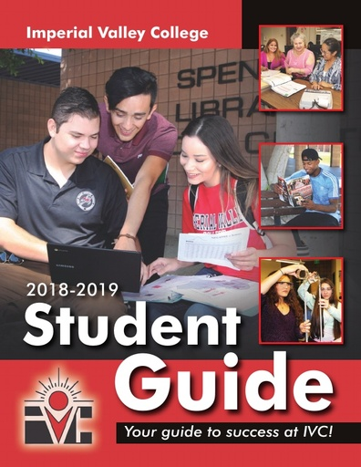 2018-2019 IVC Student Guide