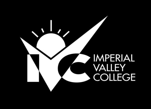 Ivc logo horizontal black bg 1 color white